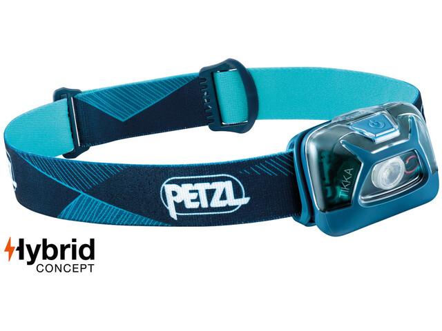 Petzl Tikka Lampe frontale, bleu